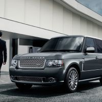 Рестайлинг Range Rover 2010 года в Body Kit Autobiography